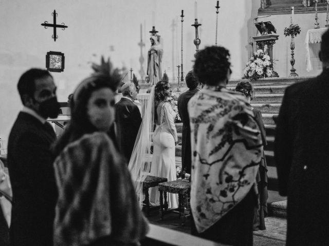 La boda de Soraya y Pablo en Robledo De Chavela, Madrid 38