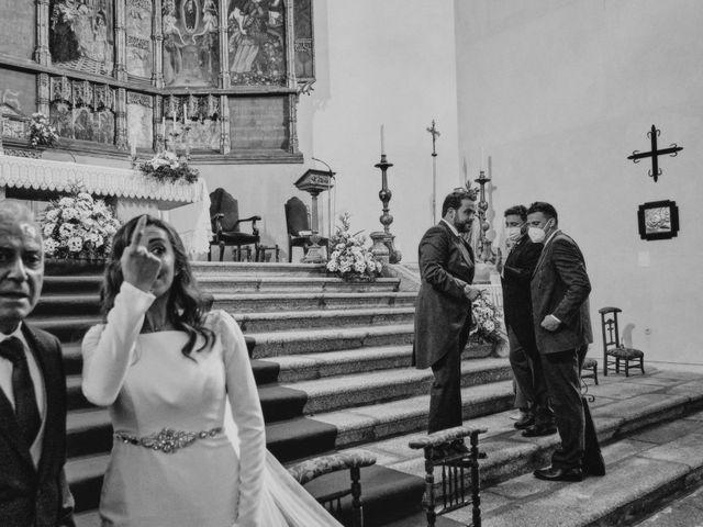 La boda de Soraya y Pablo en Robledo De Chavela, Madrid 41