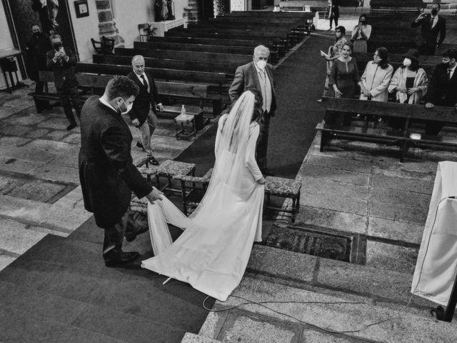 La boda de Soraya y Pablo en Robledo De Chavela, Madrid 42