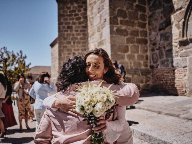 La boda de Soraya y Pablo en Robledo De Chavela, Madrid 43