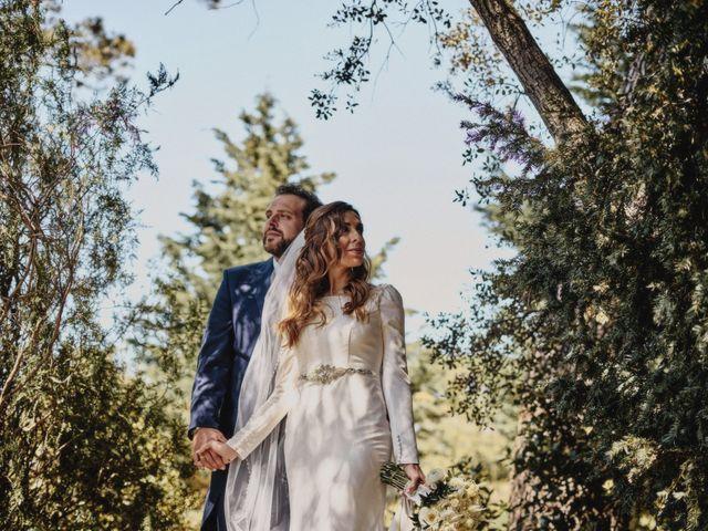 La boda de Soraya y Pablo en Robledo De Chavela, Madrid 45