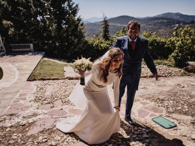 La boda de Soraya y Pablo en Robledo De Chavela, Madrid 52