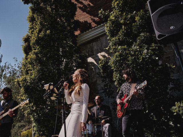 La boda de Soraya y Pablo en Robledo De Chavela, Madrid 59