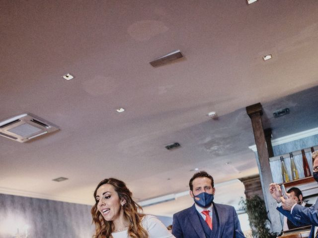 La boda de Soraya y Pablo en Robledo De Chavela, Madrid 60