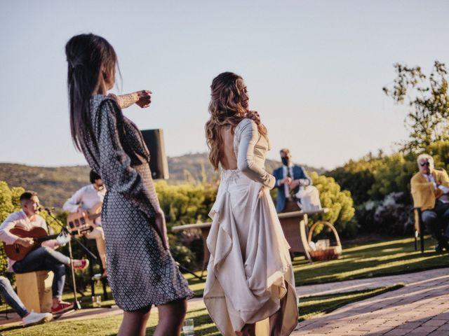 La boda de Soraya y Pablo en Robledo De Chavela, Madrid 62