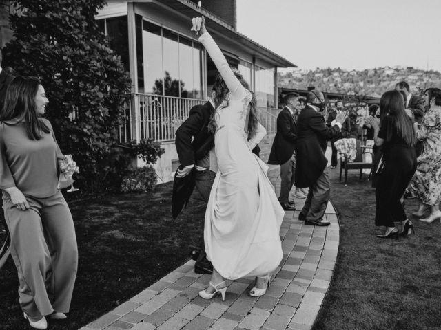 La boda de Soraya y Pablo en Robledo De Chavela, Madrid 65