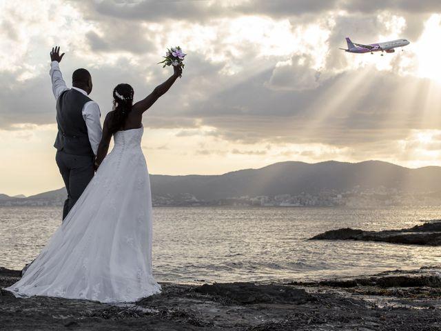 La boda de Levi y Cristina en Palma De Mallorca, Islas Baleares 1