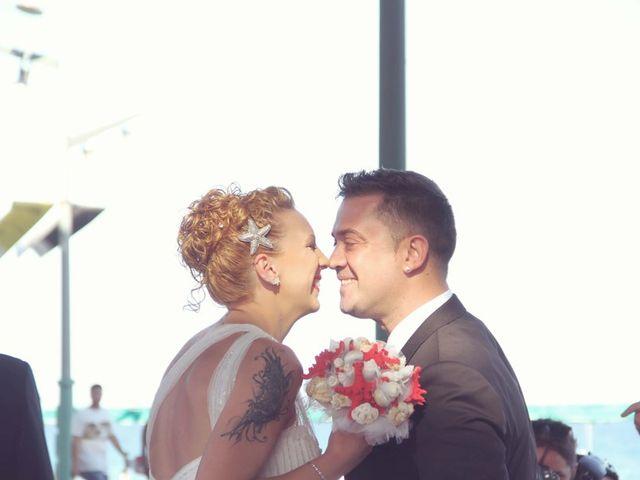 La boda de Juanmi y Esther en La Pineda, Tarragona 1