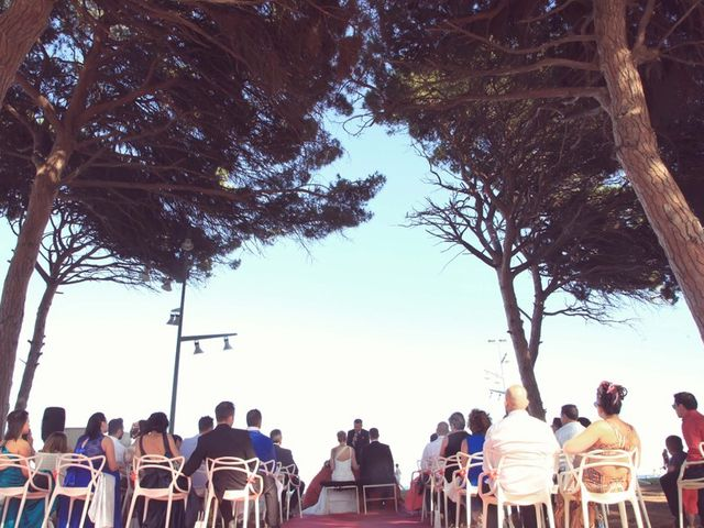 La boda de Juanmi y Esther en La Pineda, Tarragona 22