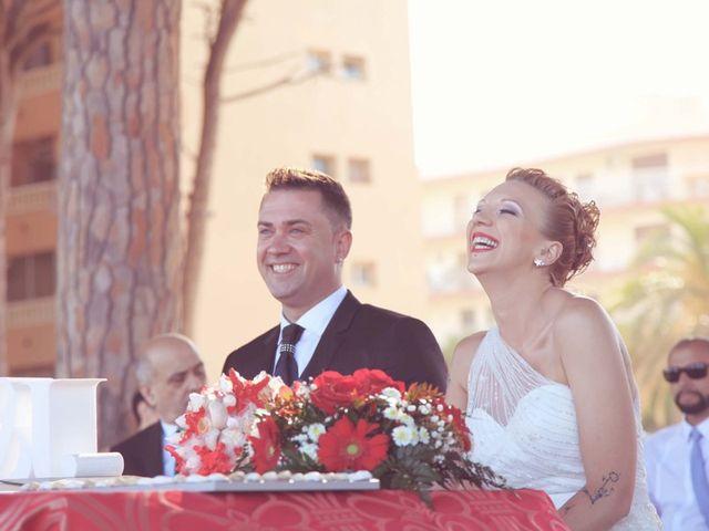 La boda de Juanmi y Esther en La Pineda, Tarragona 24