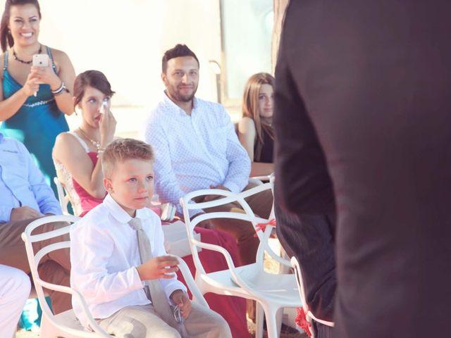 La boda de Juanmi y Esther en La Pineda, Tarragona 27