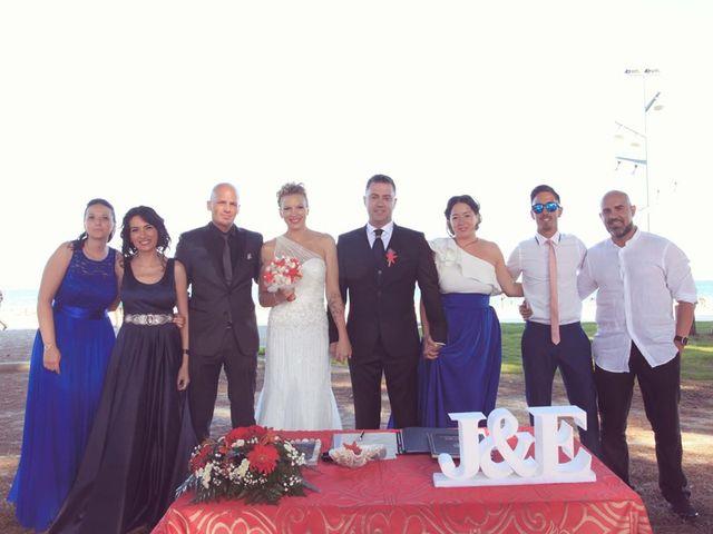 La boda de Juanmi y Esther en La Pineda, Tarragona 30