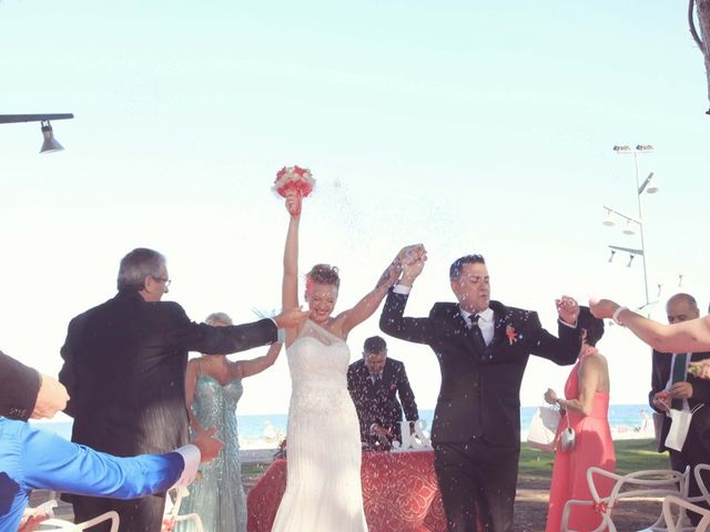 La boda de Juanmi y Esther en La Pineda, Tarragona 31