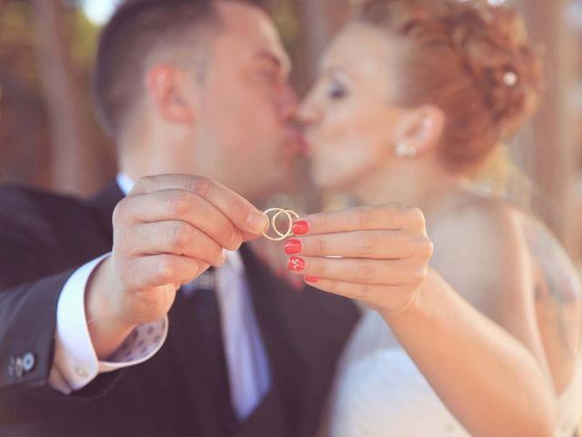 La boda de Juanmi y Esther en La Pineda, Tarragona 34
