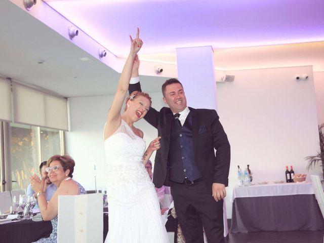 La boda de Juanmi y Esther en La Pineda, Tarragona 40