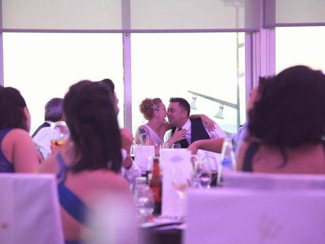 La boda de Juanmi y Esther en La Pineda, Tarragona 43