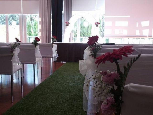 La boda de Alejandro y Alejandra en Granada, Granada 2