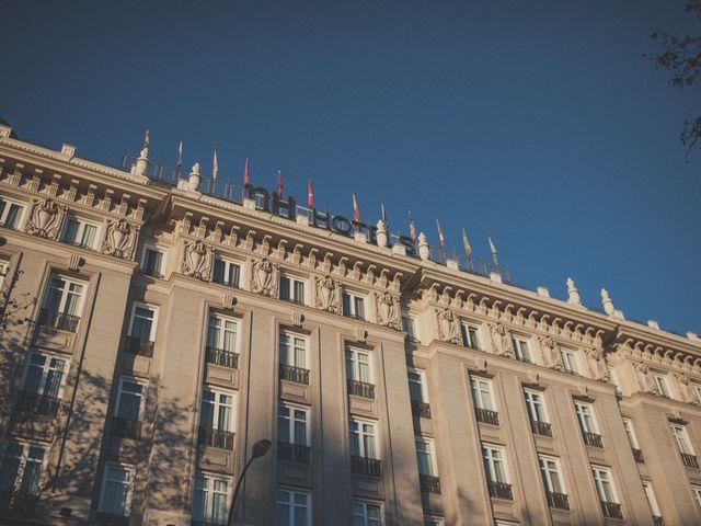 La boda de Germán y Andrea en Madrid, Madrid 1