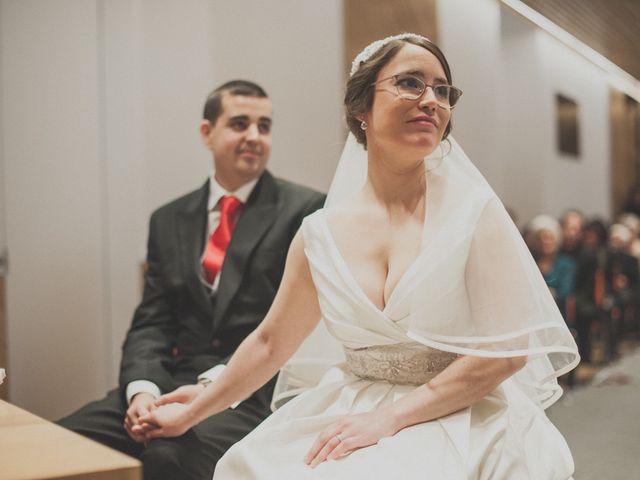 La boda de Germán y Andrea en Madrid, Madrid 21