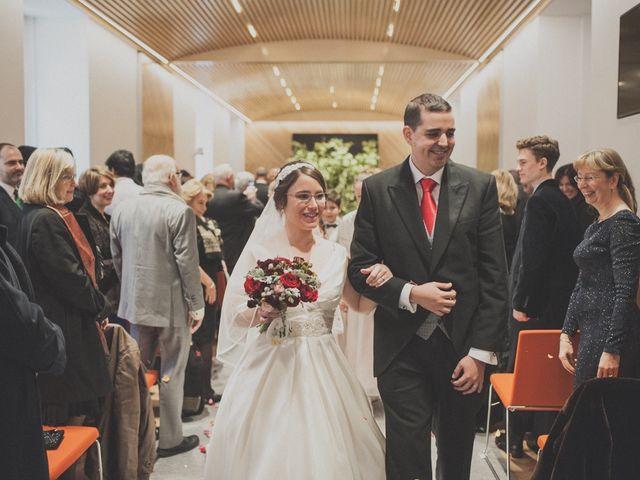 La boda de Germán y Andrea en Madrid, Madrid 22