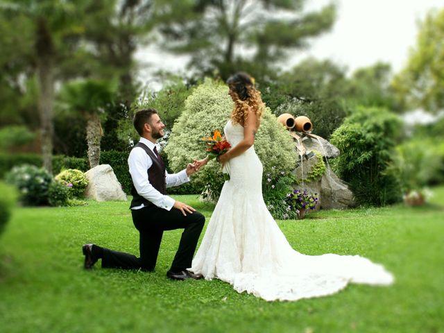 La boda de Carla y Xavi