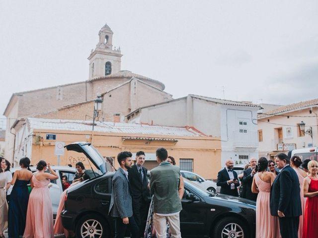 La boda de Iván y Claudia en Valencia, Valencia 22