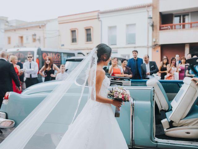 La boda de Iván y Claudia en Valencia, Valencia 71