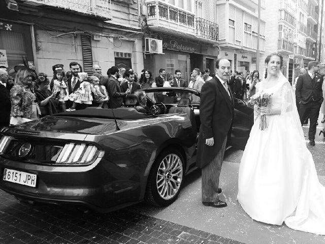 La boda de Alberto y Patricia  en Cartagena, Murcia 1