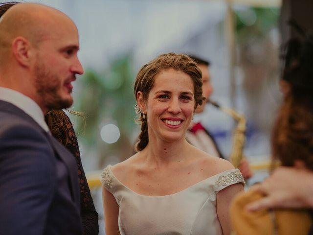 La boda de Alberto y Patricia  en Cartagena, Murcia 2