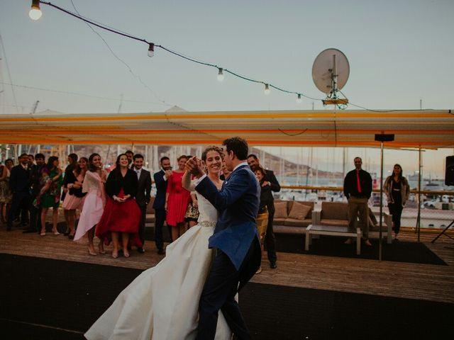 La boda de Alberto y Patricia  en Cartagena, Murcia 9