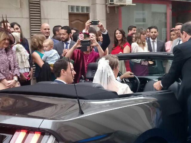 La boda de Alberto y Patricia  en Cartagena, Murcia 10