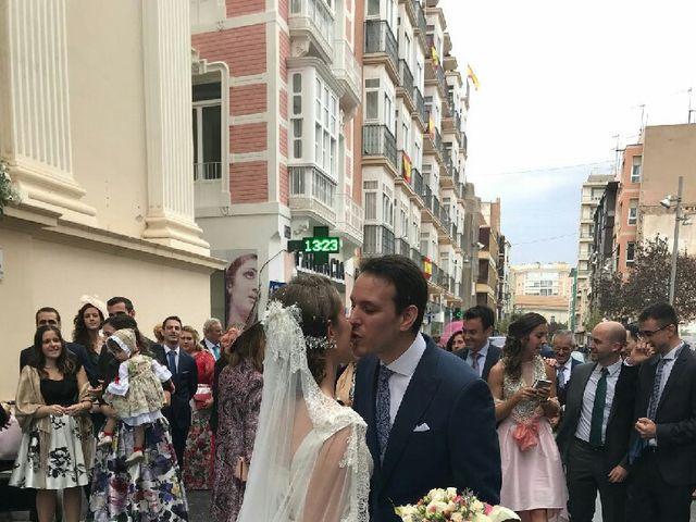 La boda de Alberto y Patricia  en Cartagena, Murcia 12