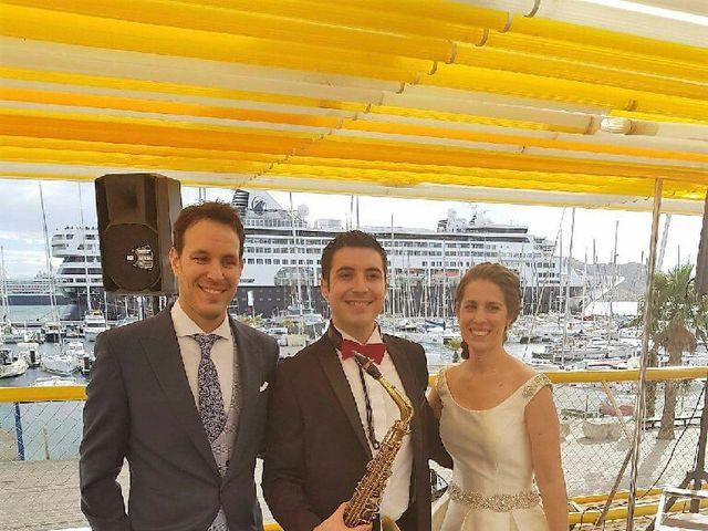 La boda de Alberto y Patricia  en Cartagena, Murcia 13