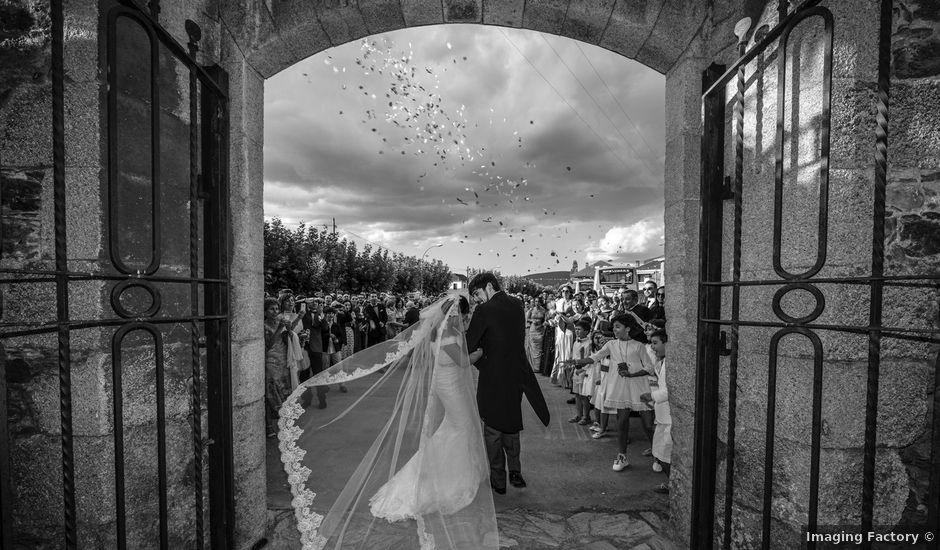 La boda de César y Andrea en Ponferrada, León