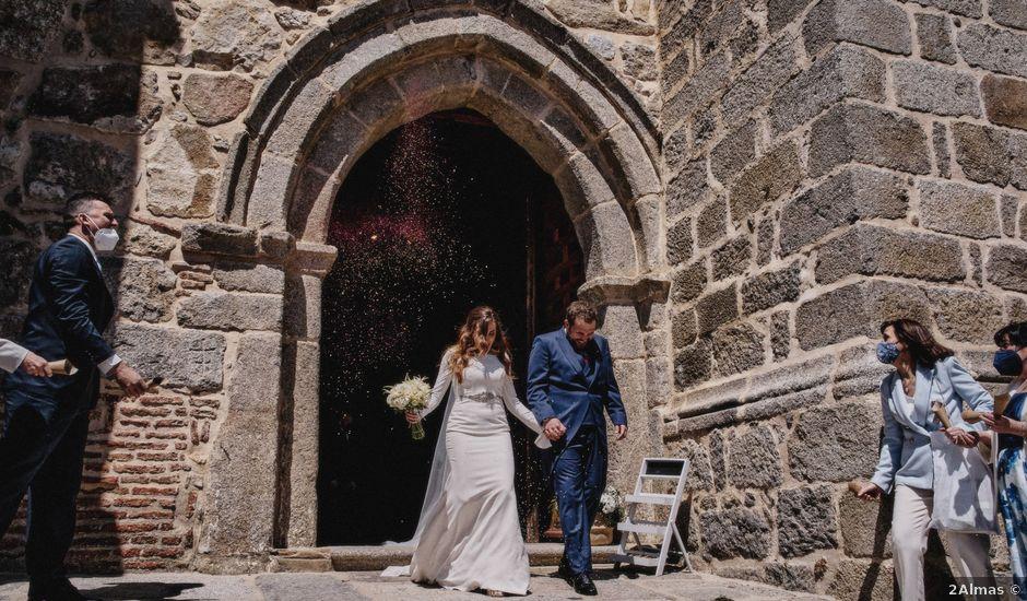 La boda de Soraya y Pablo en Robledo De Chavela, Madrid