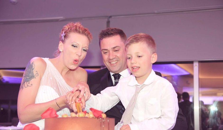 La boda de Juanmi y Esther en La Pineda, Tarragona