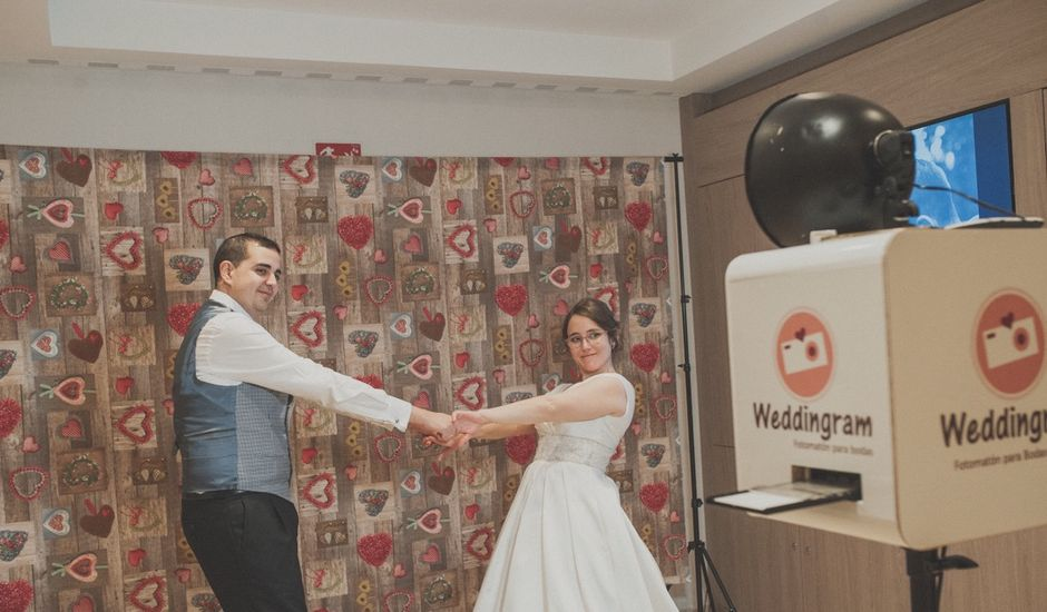 La boda de Germán y Andrea en Madrid, Madrid