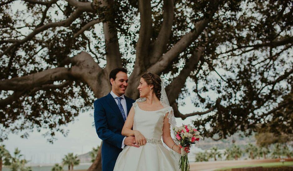La boda de Alberto y Patricia  en Cartagena, Murcia