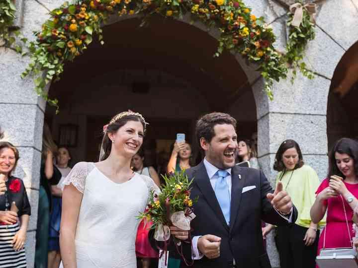 La boda de Lucía y Pablo