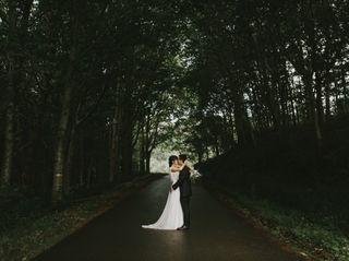 La boda de Ainara y Adur