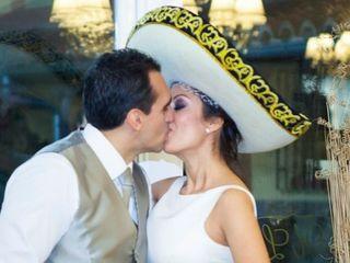 La boda de David y Maira