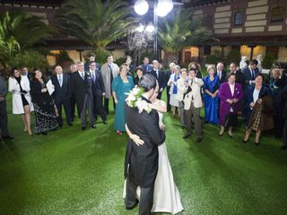 La boda de David y Maira 2
