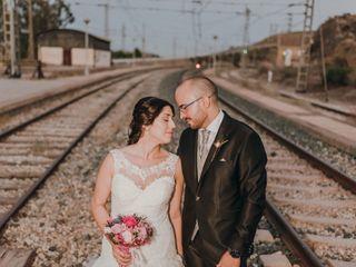 La boda de Virginia y Raúl