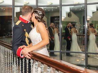 La boda de Veronica y Rafa