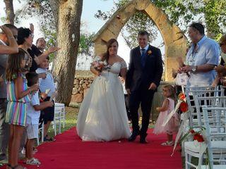 La boda de Margarita y Pedro 3