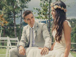 La boda de Silvia y Xavi