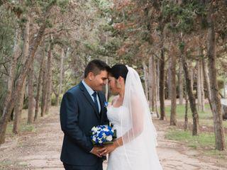 La boda de Marco y Arlene