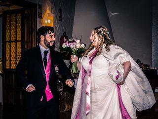 La boda de Mari Paz y Pau