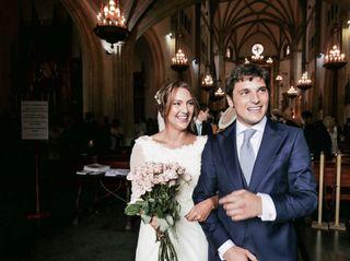 La boda de Sandra y Josu 1