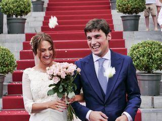 La boda de Sandra y Josu 2